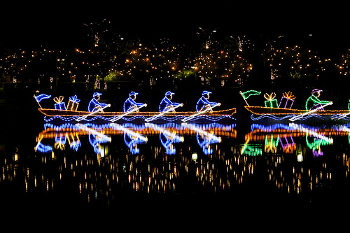 christmas-lights-rowing